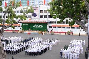 Việc dạy và học ngoại ngữ ở Học viện Hải quân