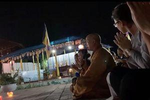 Trụ trì chùa Nga Hoàng bị tố gạ tình phóng viên: Sư Thích Thanh Toàn có bị phạt 200 nghìn?