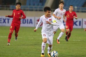 Đã mua được bản quyền trận Indonesia vs Việt Nam