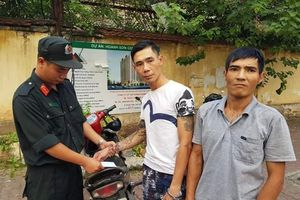 Cảnh sát 141 liên tiếp bắt giữ đối tượng vận chuyển ma túy