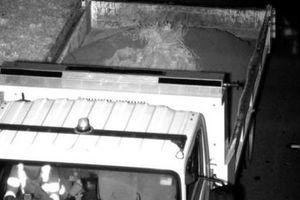 Camera thông minh phát hiện lái xe sử dụng điện thoại khi tham gia giao thông
