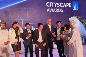 Hai dự án bất động sản của một doanh nhân Nghệ An đạt giải thưởng quốc tế về kiến trúc