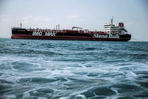 Iran thả tàu chở dầu Anh
