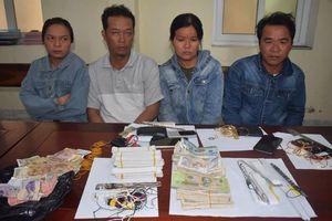 Bắt nhóm đạo tặc trộm hơn 150 triệu đồng tiền công đức