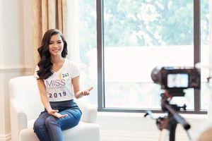 Lộ diện 10 thí sinh lọt top 60 Hoa hậu Hoàn vũ Việt Nam 2019