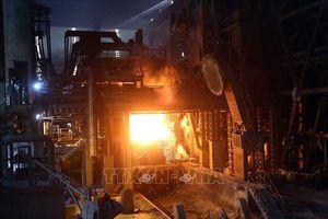 Ba công nhân tử vong do ngạt khí trong lò nấu phôi thép