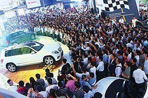 Việt Nam đứng áp chót bảng tỷ lệ sở hữu xe hơi ở Đông Nam Á