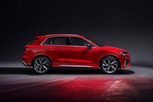 Khám phá Audi RS Q3 2020: Công suất 395 mã lực, giá hơn 1,6 tỷ đồng