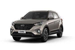 Hyundai Creta 2020 bất ngờ lộ diện với thiết kế đẹp long lanh