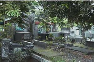 Sống trong mộ cùng người đã chết - Sự lựa chọn của người nghèo tại Manila