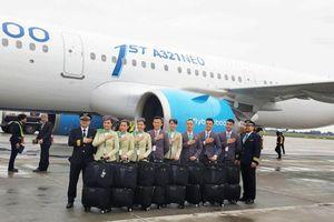 Giáo trình Huấn luyện phi công của Bamboo Airways đã được phê chuẩn