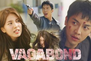 Phim 'Vagabond' tập 3: Vừa thoát khỏi khủng bố truy giết Lee Seung Gi đã thổ lộ tình cảm với Suzy?