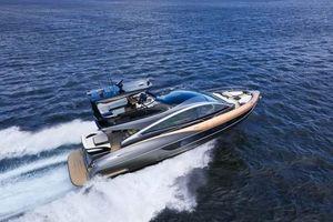 Thương hiệu xe sang Lexus ra mắt chiếc du thuyền LY 650 trị giá 3,5 triệu USD
