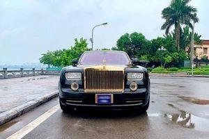 Đại gia Hà Thành thanh lý Rolls-Royce Phantom hơn 15 tỷ