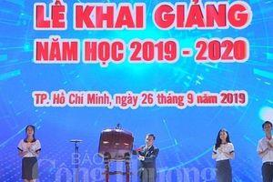 Xây dựng Đại học Công nghiệp TP. Hồ Chí Minh trở thành trường trọng điểm quốc gia