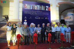 Triển lãm tranh 'nude' được cấp phép đầu tiên ở Hà Nội