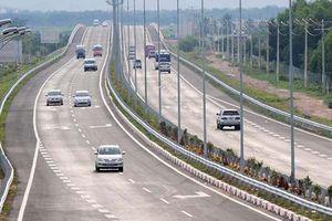 Sẽ thay đổi một số tiêu chí để phù hợp với nhà thầu Việt tại dự án cao tốc Bắc - Nam