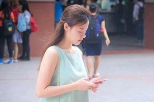Hot girl Midu chia sẻ kỷ niệm 3 năm làm giảng viên Đại học Hutech