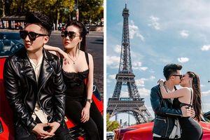 Ảnh cưới 'chanh sả' ở Pháp của nữ giảng viên đình đám MXH Việt