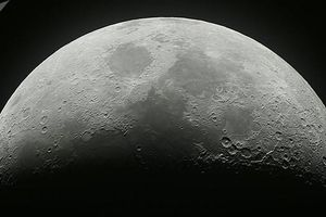 Sự sống ngoài hành tinh có thể được ẩn giấu trên Mặt trăng