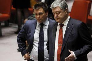 Cựu Tổng thống Ukraine Poroshenko tiếp tục đương đầu rắc rối pháp lý