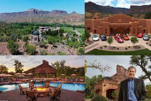Sửng sốt khu nghỉ dưỡng rộng ngang 10 công viên lớn của ông chủ kênh Discovery