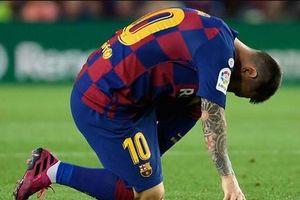 Đây! Dấu hiệu Lionel Messi chuẩn bị hết thời
