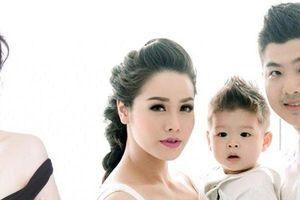 Nhật Kim Anh sau khi ly hôn: 'Chồng cũ vui thì cho gặp con, không vui thì ngăn cấm'