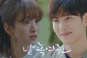 Phim 'Melting Me Softly' tập 1: Bị cắm sừng Won Jin Ah quyết định nghe lời xúi dại của Ji Chang Wook đi đóng băng cơ thể