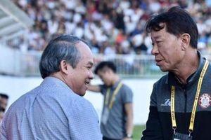 CLB TPHCM không thể vô địch, HLV Chung Hae Seong phục lời 'tiên tri' của bầu Đức