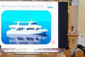 Sẽ thay thế toàn bộ tàu du lịch vịnh Hạ Long, Bái Tử Long