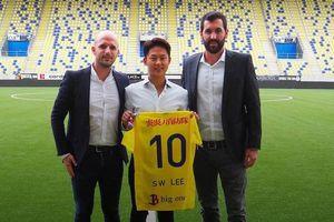 'Messi Hàn Quốc' chịu chung số phận với Công Phượng ở Bỉ