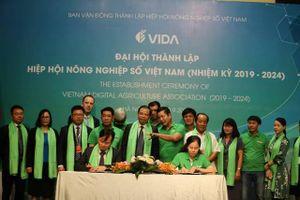 Đại hội thành lập Hiệp hội Nông nghiệp số Việt Nam