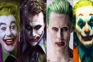 Phiên bản Joker 2019 có gì khác biệt so với 7 bản trước?
