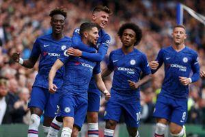 Bùng nổ trong hiệp hai, Chelsea hạ gục Brighton áp sát tốp 4