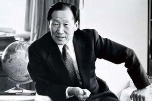 Tuổi trẻ ăn xin, trộm tiền để lập nghiệp của cha đẻ tập đoàn Hyundai