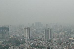 Chất lượng không khí tại các khu vực Hà Nội trong tuần như thế nào?
