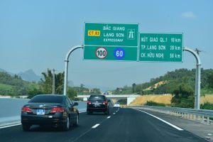 Thông xe kỹ thuật tuyến cao tốc mới