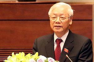 Tổng Bí thư, Chủ tịch nước ký Nghị quyết về Cách mạng công nghiệp lần thứ tư