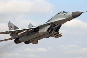 Chiến cơ MiG-29 rơi trong khi tập trận vì… hết nhiên liệu