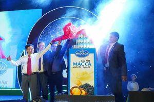 Sữa hạt Macca Milk chính thức ra mắt thị trường