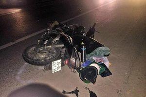 Công an Bình Thuận truy tìm ô tô cán tử vong tại chỗ 2 thanh niên rồi bỏ trốn