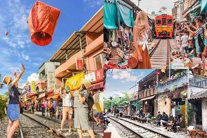 3 khu phố đường tàu nổi tiếng ở châu Á, Việt Nam cũng góp mặt với phố đường tàu Phùng Hưng