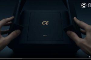 Xiaomi đăng video mở hộp Mi MIX Alpha giá 65 triệu đồng, ốp lưng đặc biệt