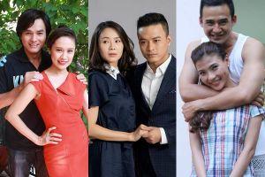 Những cặp đôi yêu đi yêu lại trên màn ảnh Việt vẫn khiến fans phát cuồng