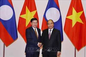 Quan hệ đoàn kết đặc biệt Việt - Lào phát triển ngày càng sâu rộng, thiết thực, hiệu quả