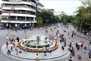 Mở rộng không gian đi bộ phía Nam khu phố cổ Hà Nội