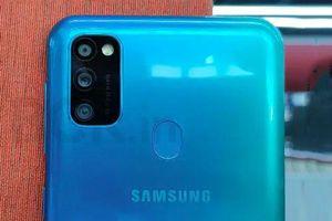 Cận cảnh Samsung Galaxy M30s: 3 camera sau, pin 6.000 mAh, RAM 6 GB, giá 'mềm'