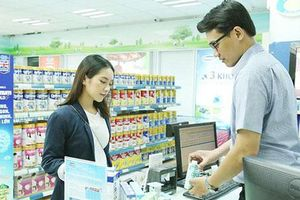 Giảm thuế nhập khẩu sữa bột tăng áp lực cạnh tranh