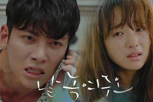 Phim 'Melting Me Softly' tập 2: Ji Chang Wook và Won Jin Ah bàng hoàng tỉnh dậy sau 20 năm bị giam cầm trong buồng lạnh